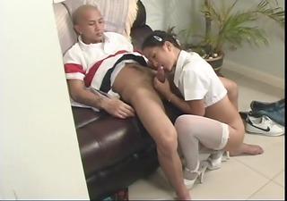 miniature oriental keyow has a great booty -