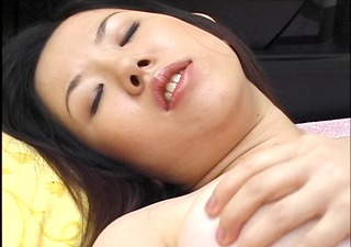 natural breasty oriental playgirl