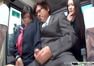 hot asian love to acquire drilled hard in public